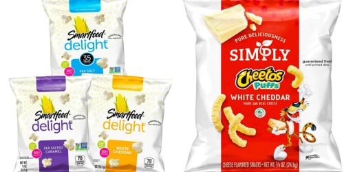 Frito-Lay Snack Packs 36-Count as Low as $11 Shipped (Just 31¢ Per Snack)