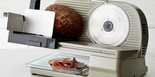 Chef'sChoice Electric Food Slicer Only $109.99 Shipped on Amazon (Regularly $180)