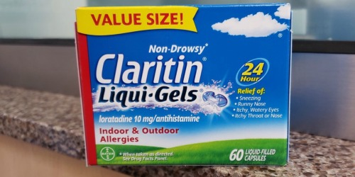 $16 Worth of NEW Claritin Coupons