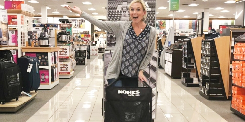 Up to 40% Off Entire Kohl's Online or In-Store Purchase (Check Your Inbox)