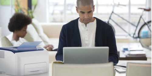 Xerox Wireless Color Laser Printer Only $89.99 Shipped (Regularly $280)