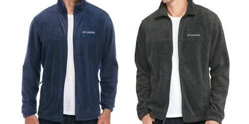 Columbia Men's Fleece Jackets Only $19.99 (Regularly $60) + Deals on Under Armour, Adidas & More
