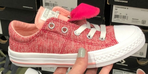 Kohl's: Up to 60% Off Converse for the Whole Family