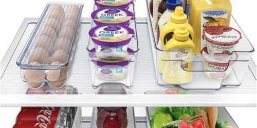 $10 Off $25 Belk Purchase = Great Deals on Kitchen Organization