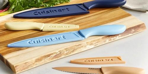 Macy's.com: Cuisinart 10-Piece Ceramic Cutlery Set Only $13.93 (Regularly $35)