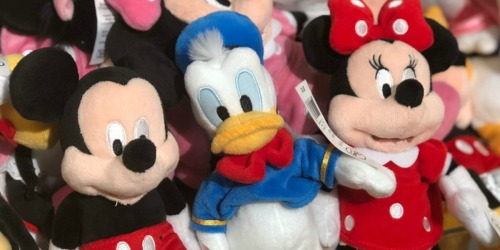 Disney Plush CharactersOnly $10 Shipped (Regularly $20) + FREE Personalization