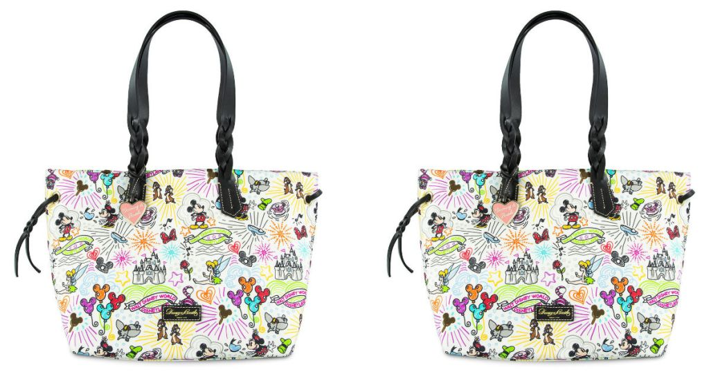 13b1c5302b0 Disney Sketch Nylon Shopper by Dooney   Bourke  171 (regularly  228) Use  promo code SAVEMORE (20% off) Use your unique free shipping code