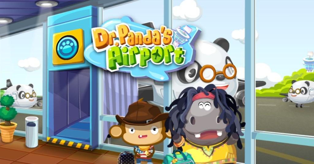 FREE Dr  Panda Airport App (Regularly $4) + More Free Dr