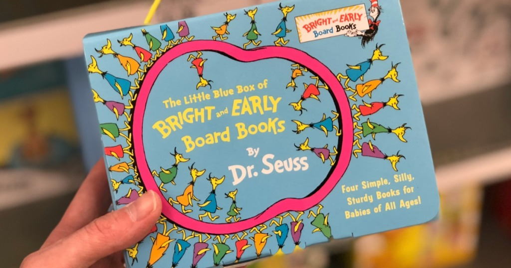 Dr. Seuss Board Books