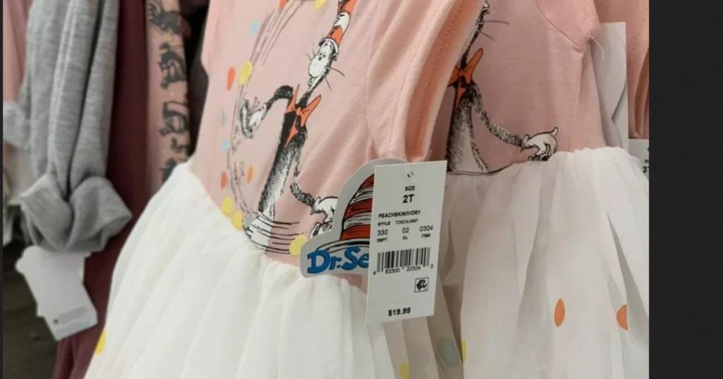 Dr. Seuss Dress
