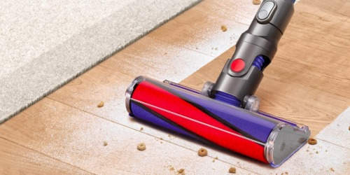 Dyson V6 Fluffy Vacuum Cleaner AND Three Bonus Tools Only $149.99 Shipped ($385 Value)