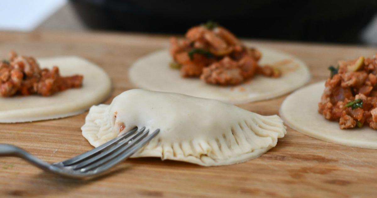 airfryer empanadas