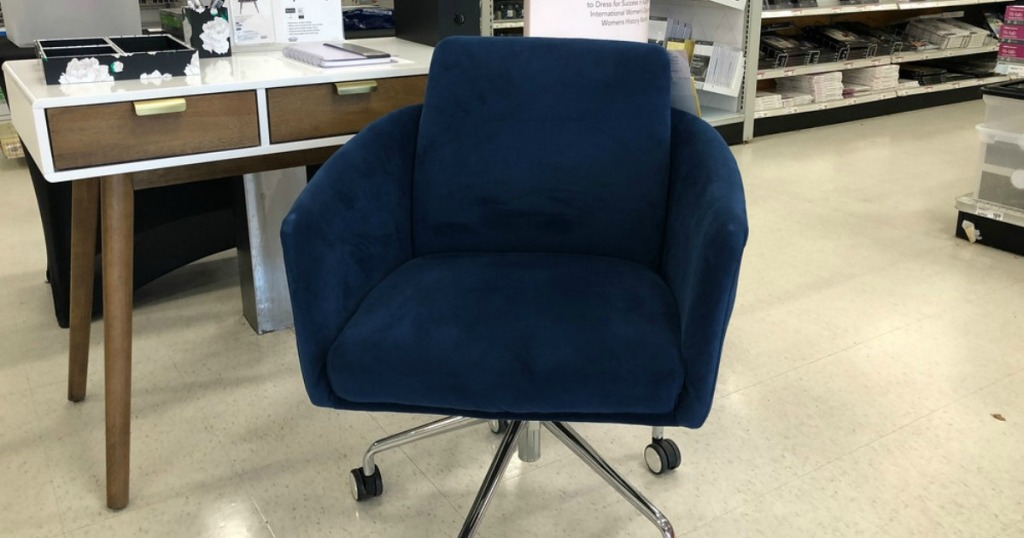 Groovy Elle Decor Office Chairs As Low As 93 99 At Office Depot Ibusinesslaw Wood Chair Design Ideas Ibusinesslaworg