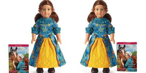 Amazon: American Girl Mini Doll And Book Only $15
