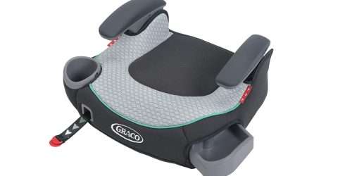 Graco Basin TurboBooster LX Backless Booster Seat Only $14.99 Shipped