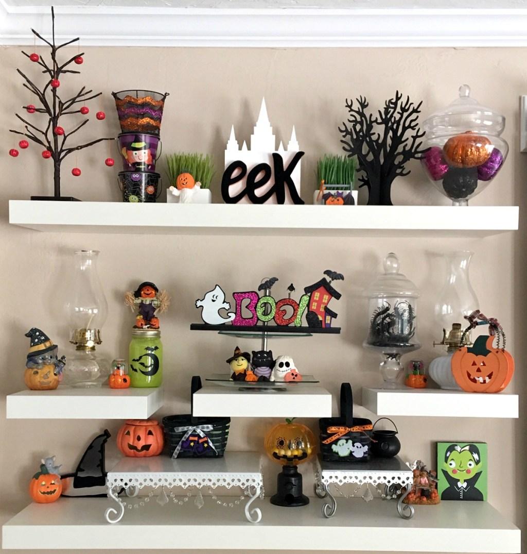 Halloween Mood Wall