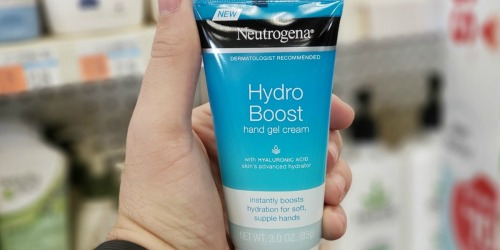 Neutrogena Hydro Boost Hand & Body Products as Low as $2.49 Each After CVS Rewards
