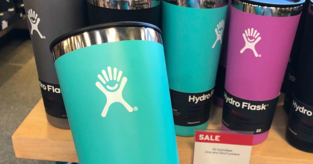 hydro flask tumbler by other tumblers