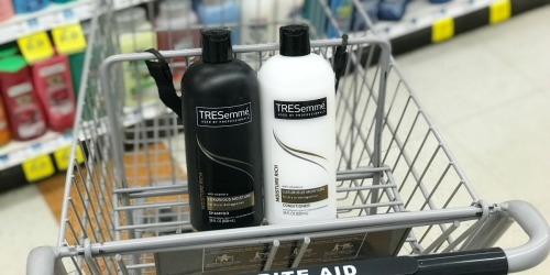 TRESemme Shampoo & Conditioner $1, Schick Razors 99¢ & More at Rite Aid (Starting 2/10)