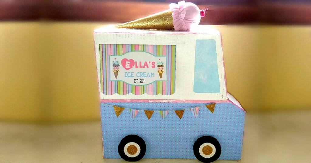 DIY Ice Cream Truck