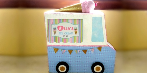 Create a Deliciously Cute Ice Cream Dream Truck