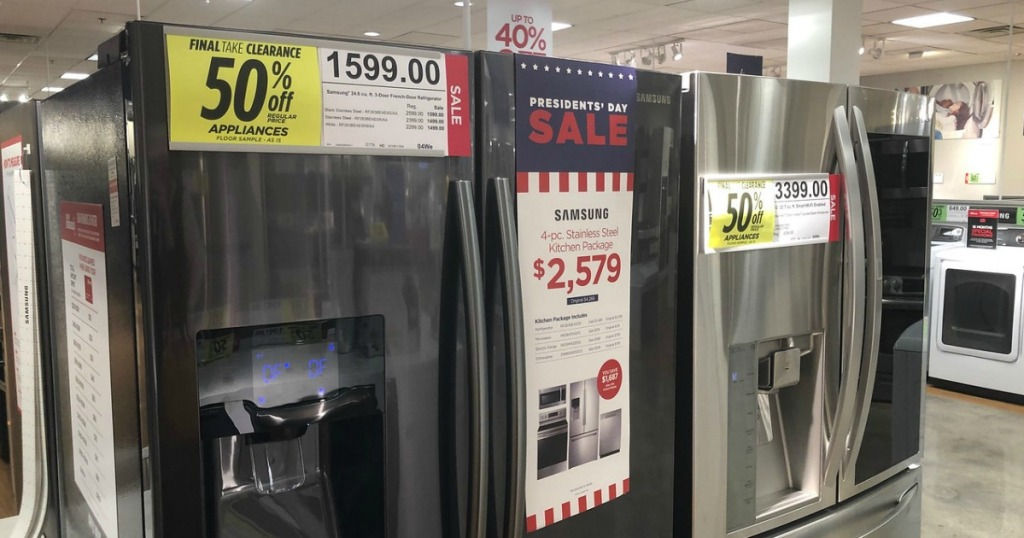 eb5ca44f1335f 50% Off Select Appliances at JCPenney (GE, Samsung & More) - Hip2Save