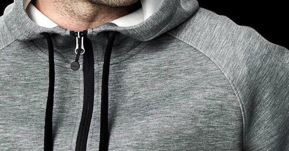 32 degrees fleece tech hoodie