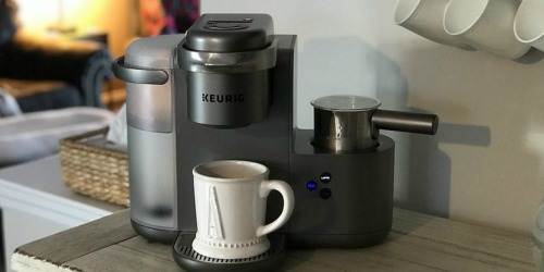 Keurig K-Cafe Coffee Maker Only $99.99 Shipped on BestBuy.com | Makes Cappuccinos & Lattes Too