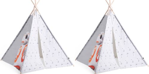 Kids Star Wars Teepee BB8 Only $29.99 Shipped on TJ Maxx (Regularly $50)