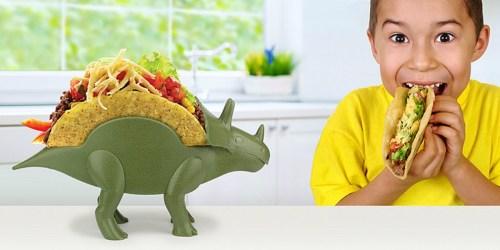 KidsFunwares Tricerataco Taco Holder as Low as $8.99 (Regularly $15) + More