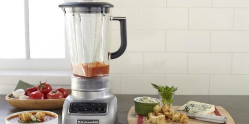 KitchenAid 5-Speed Diamond Blender Just $49.91 at Sam's Club
