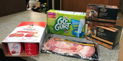Yoplait GoGurt 16-Count Only $1.99, Smithfield Bacon $2.99 + More at Kroger & Affiliate Stores (2/22-2/23)