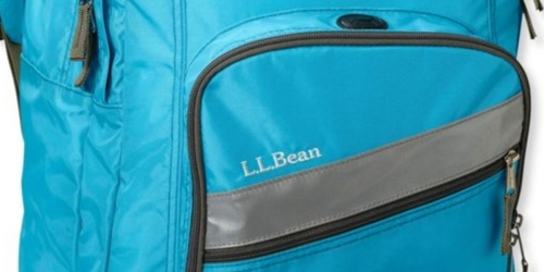 L.L. Bean Deluxe Book Packs Only $14.99 (Regularly $40)