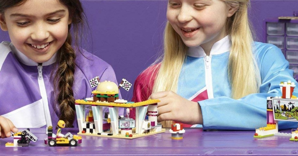 Amazon Lego Friends Drifting Diner Set Just 1999 Regularly 30