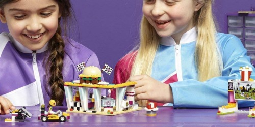 Amazon: LEGO Friends Drifting Diner Set Just $19.99 (Regularly $30)