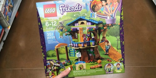 LEGO Friends Mia's Tree House Set Only $20.99 (Regularly $30)