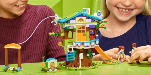 LEGO Friends Mia's Tree House Set Only $18.99 (Regularly $30)
