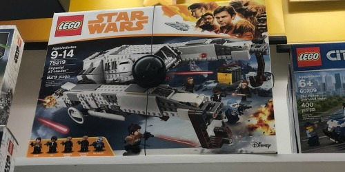 Up to 30% Off LEGO Sets   Star Wars, LEGO Friends, The LEGO Movie 2 & More