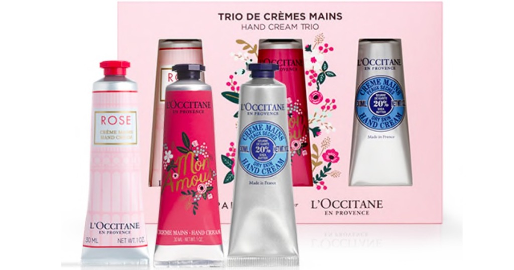 Buy One Hand Cream Trio 29 36 Value Use Promo Code KISS Free Beauty Gift Is Automatically Added To Your Cart Final Cost For AND