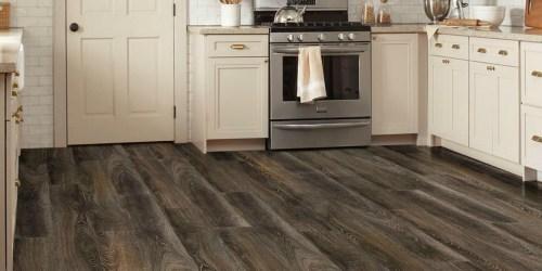 35% Off Laminate Flooring + Free Shipping at Home Depot