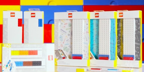 Up to 55% Off LEGO Stationery Items + FREE Shipping