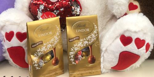 Lindt Lindor Chocolate Truffles Only $2 Per Bag at CVS