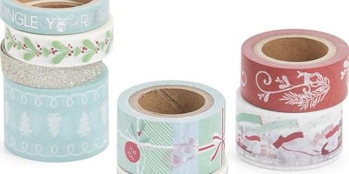 Martha Stewart Washi Tape Tube Only $2.03 & More (Ships w/ $25 Amazon Order)