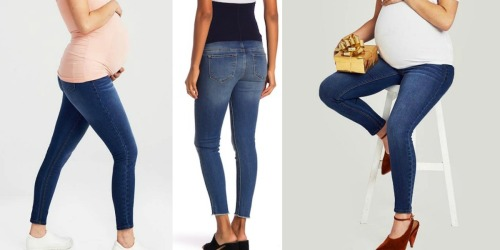 Up to 85% Off Maternity Jeans at Nordstrom Rack