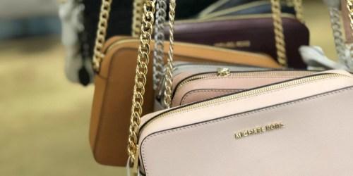 Up to 60% off Michael Kors Handbags at Macy's
