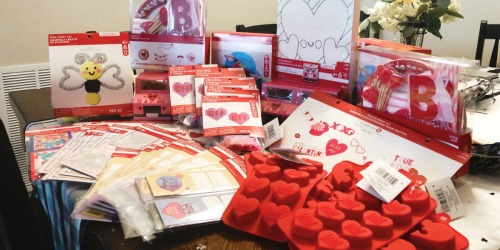 Michaels Valentine's Grab Bags Possibly Only $4
