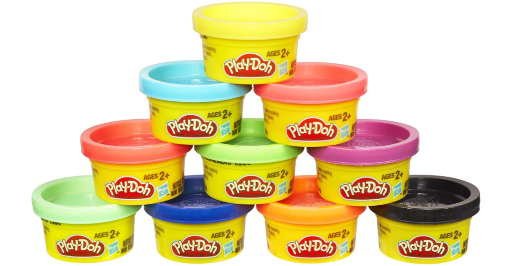 Mini Play-Doh party pack