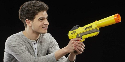 Amazon: Pre-Order NERF Fortnite Dart Blaster Just $19.99