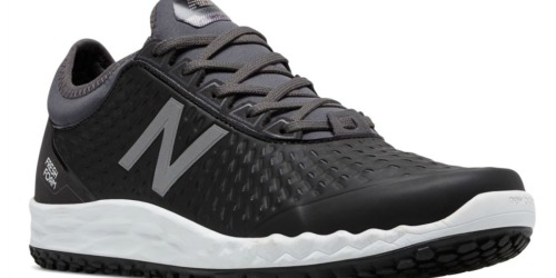 New Balance Men's Cross Training Shoes Only $33.99 Shipped (Regularly $90)