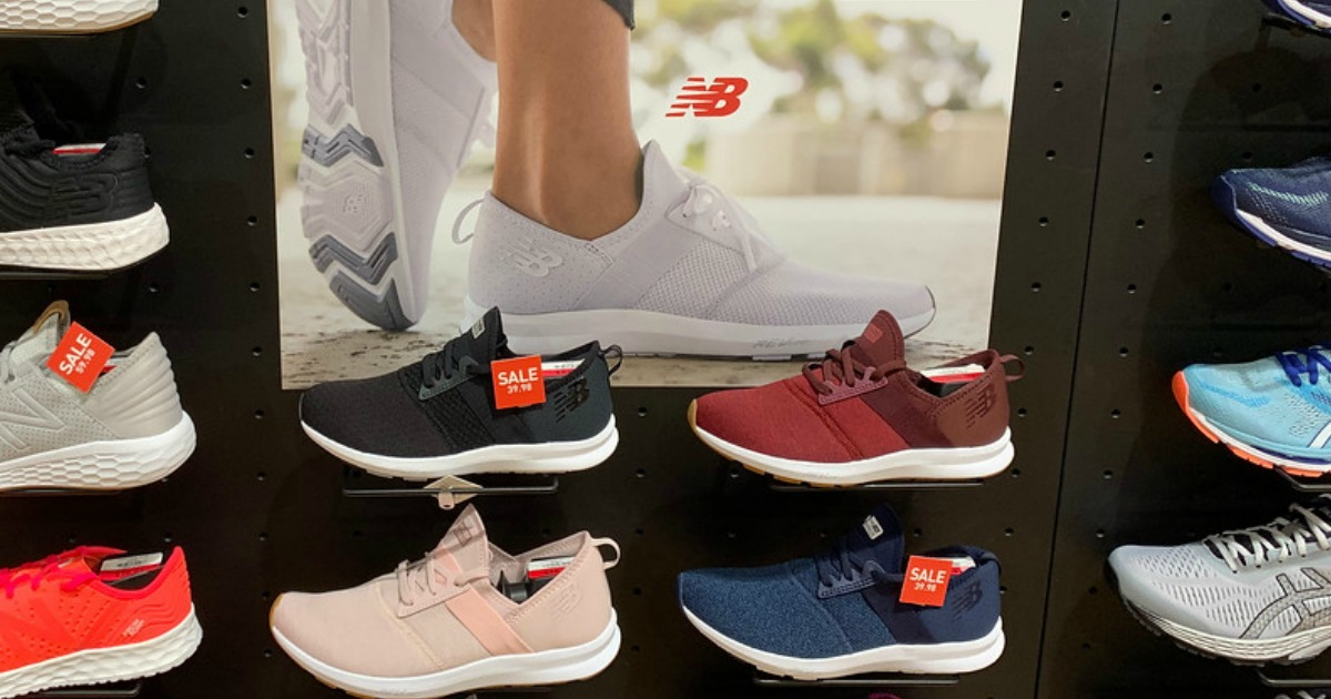 Up to 65% Off New Balance Shoes + FREE Shipping (Styles Starting at $22.99 Shipped!)